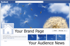 Image of Your Brand Page